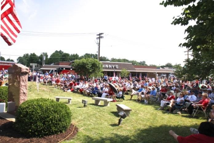SCHS Memorial Day ceremony, photos courtesy of Bill Brinkhorst.