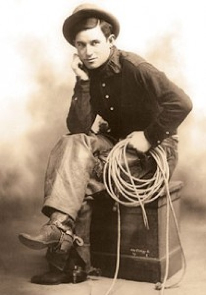 Will Rogers Photo from: http://astimesgobye.com/?p=961