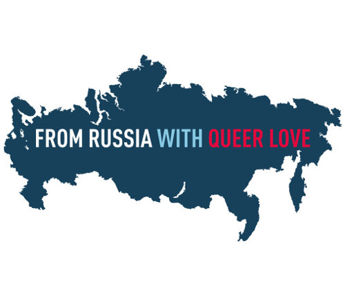 Frim Russia with queer Love, Stopper2xcf