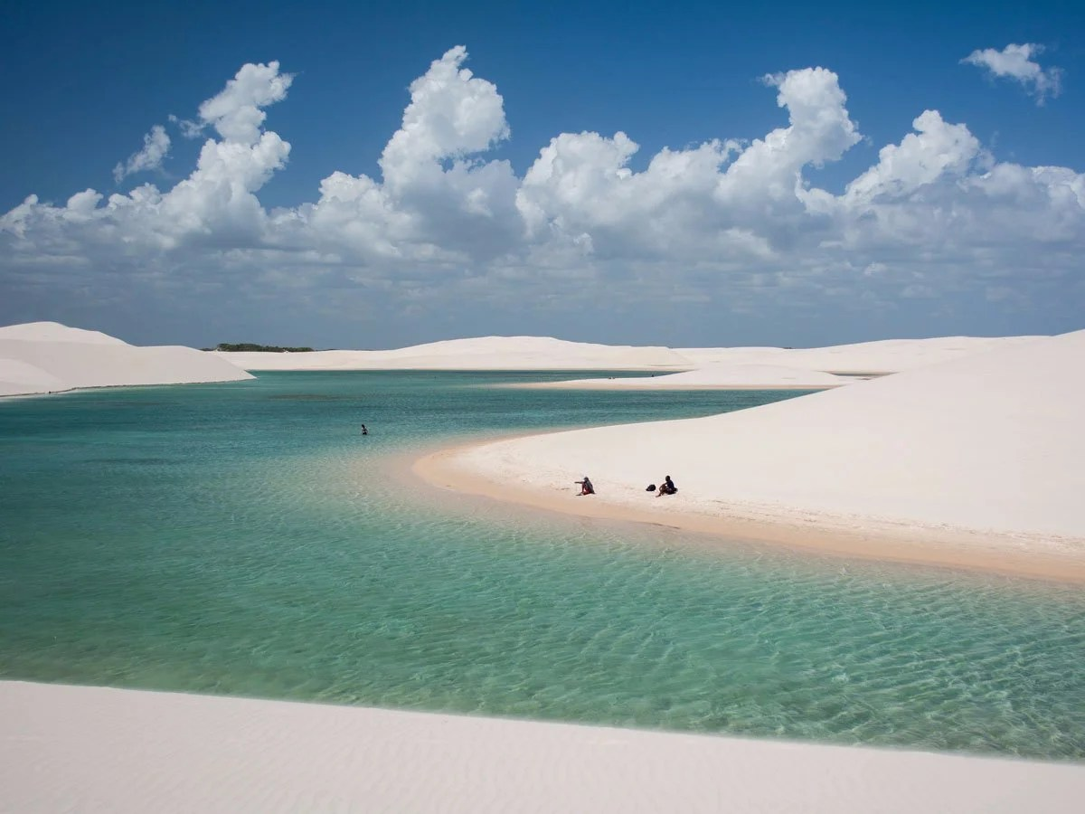 at-first-glance-the-lencois-maranhenses-sand-dunes-of-northeastern-brazil-look-like-your-average-set-of-sand-dunes-but-the-valleys-are-filled-with-water-since-the-low-lying-lands-often-flood-during-the-wet-season-fish-even-live-in-the-pools