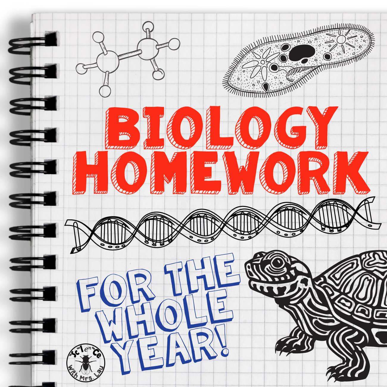 Bio Homework