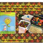 Chrysanthemum, Math Manipulatives and Target Gift Card
