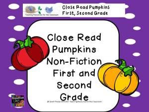 pumpkins close read