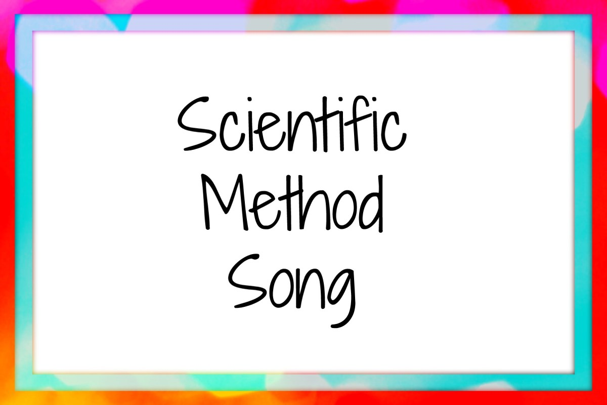 Science Fair Thinking Ahead Scientific Method Song