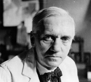 Sir Alexander Fleming discovered penicillin in 1928 (Image: www.biography.com)