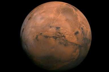 Was het oppAfbeelding: NASA.