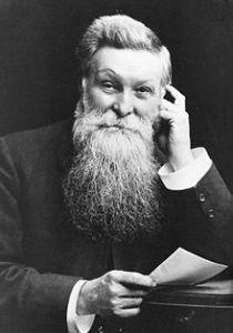 John Boyd Dunlop, uno scienziato con una gran barba!