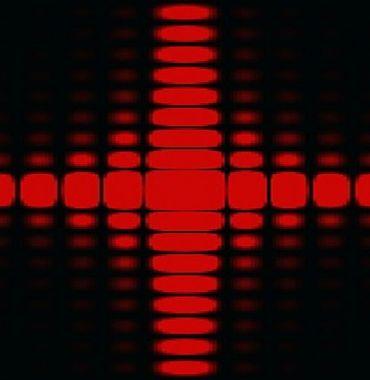 Astrofotografia spettroscopica di Marte con la zanzariera
