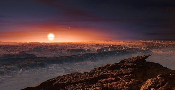 Proxima b – Un esopianeta per Proxima Centauri