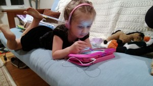So - you've given your toddler an iPad.  Does that make them spoiled?