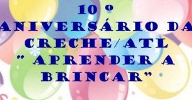 10 Aniversario Creche e ATL Destaque
