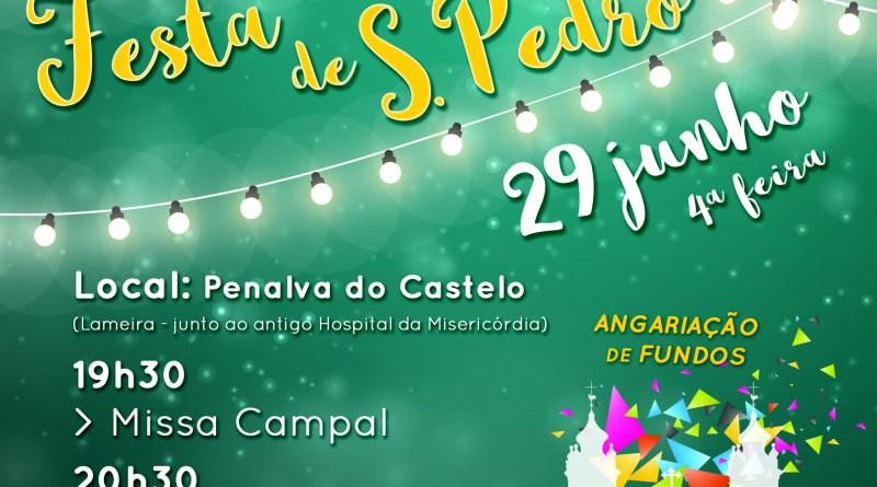 Cartaz Festas S Pedro