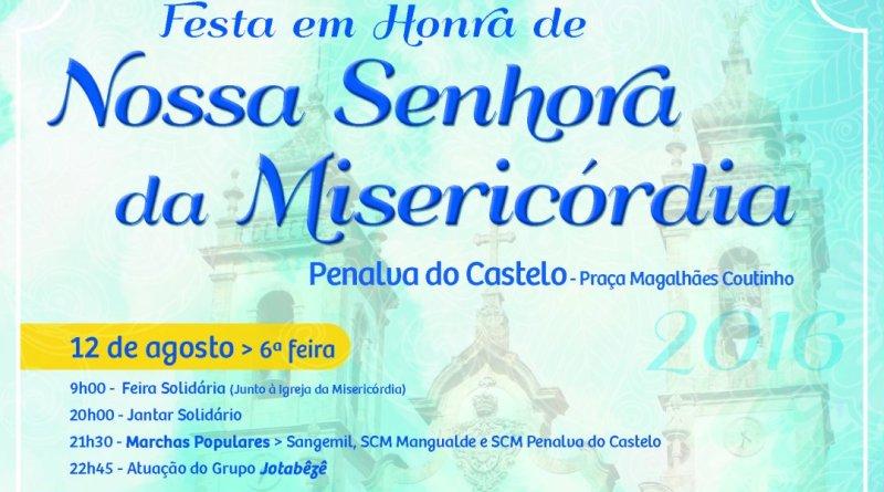 Festa em Honra da Nossa Senhora da Misericórdia 2016 Destaque