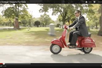 Video: Scooterworks Vintage Vespa Restorations