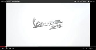 Video: Vespa 946 Official