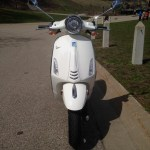 ScooterFile First Ride - 2014 Vespa Primavera 150 3Vie 4
