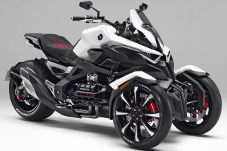 The 2015 Honda Neowing concept.