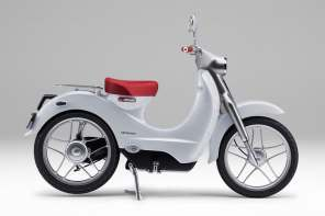 Honda EV-Cub Slated for Production in 2018