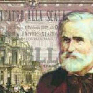 Manifesto Giuseppe Verdi