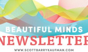 Beautiful Minds Newsletter [August, 2017]