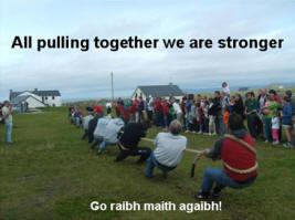 pulling-together