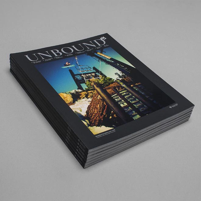 Unbound Magazine vol. 03