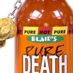 Blair's New Pure Death Sauce