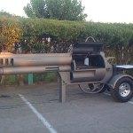 Smoking Gun BBQ Grill