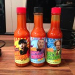 Review – Three Stooges Hot Sauces