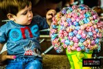 lollipop birthday flowers