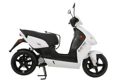 Elektrische scooter Govecs GO! 2.4 - Scouters