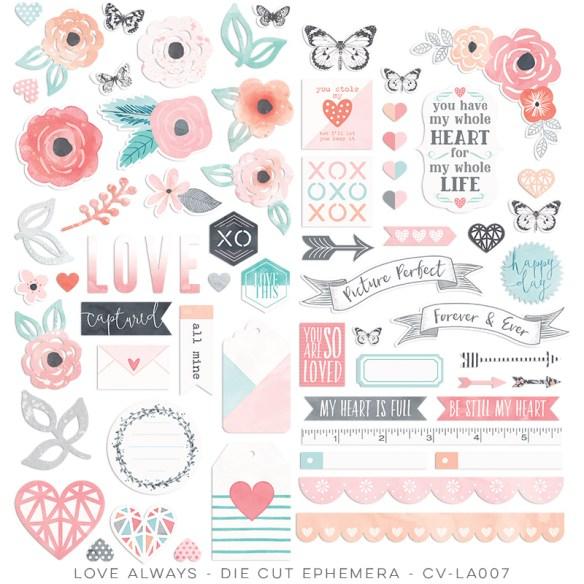COCOA VANILLA STUDIO | LOVE ALWAYS | CV-LA007