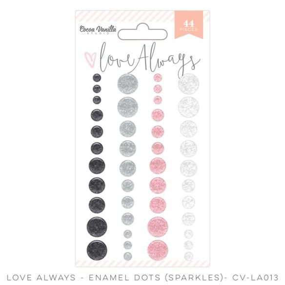 COCOA VANILLA STUDIO | LOVE ALWAYS | CV-LA013