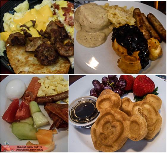 Chef Mickey's | His & Hers Mickey Waffles!