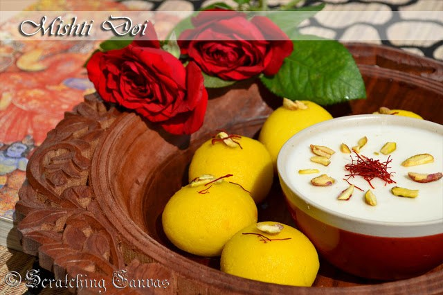 How to make Instant Bengali Mishti Doi