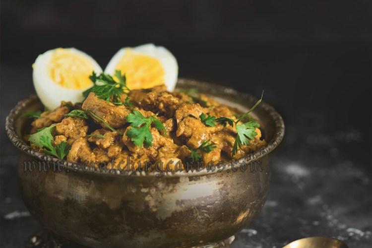 Chicken Bharta Kolkata Style | Bengali Chicken Bharta Recipe