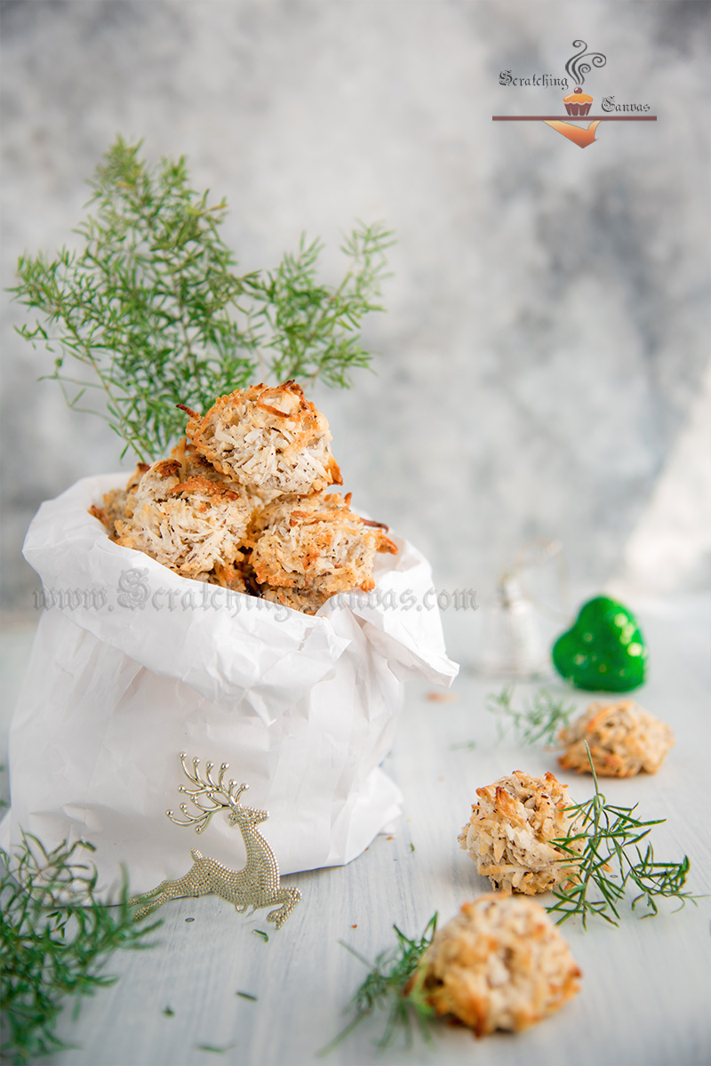 Coconut Macaroon Photography Styling