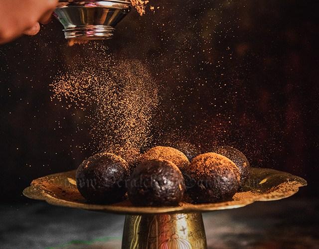 Rum Balls | Traditional Christmas Sweet Treat