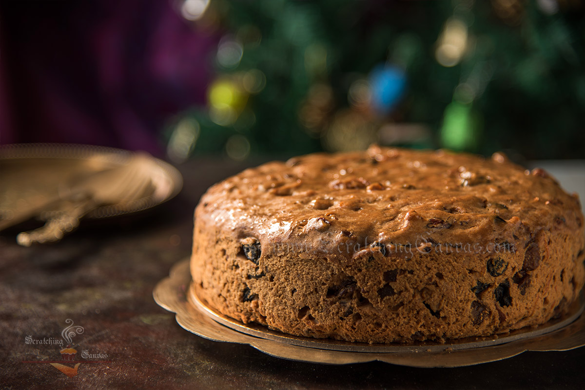 Bara Brith Welsh Tea Cake Food Photography Styling