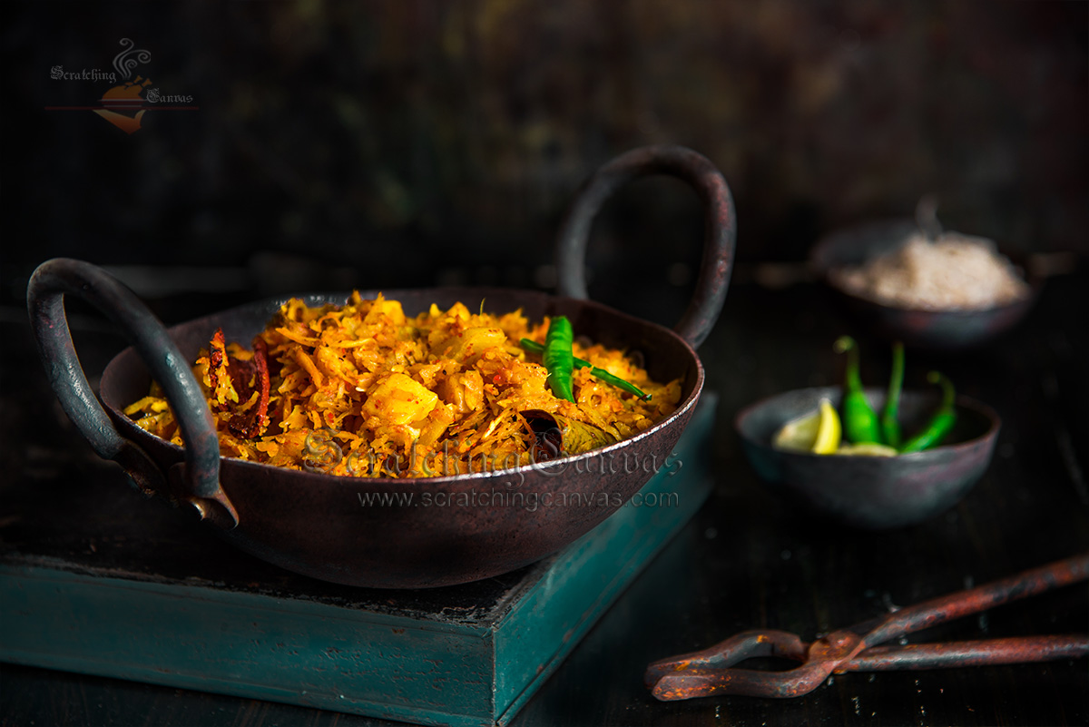 Indian Food Dark Moody Food Photography Styling