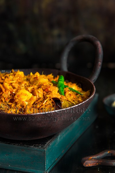 Pepe Ghonto | Peper Torkari Narkel Diye | Grated Papaya Curry | No Onion No Garlic