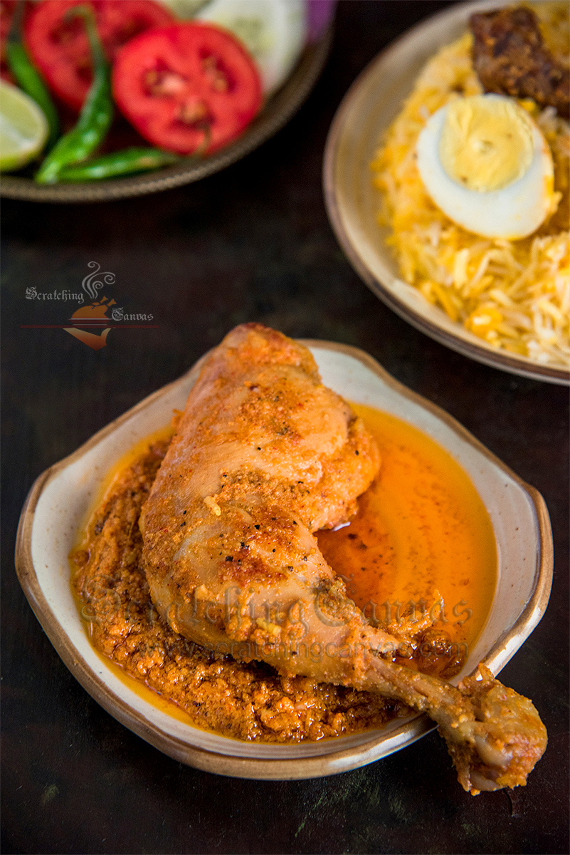 Arsalan Chicken Chaap Recipe