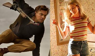 First Official Look At Quentin Tarantino's 'Once Upon A Time In Hollywood' Revealed