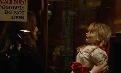 'Annabelle Comes Home' Unleashes New Villainess THE BRIDE