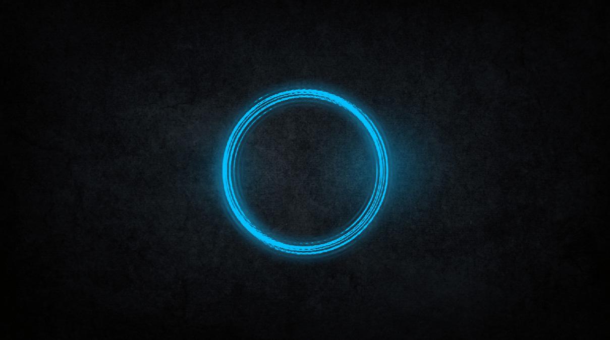 Color Ring Screensaver