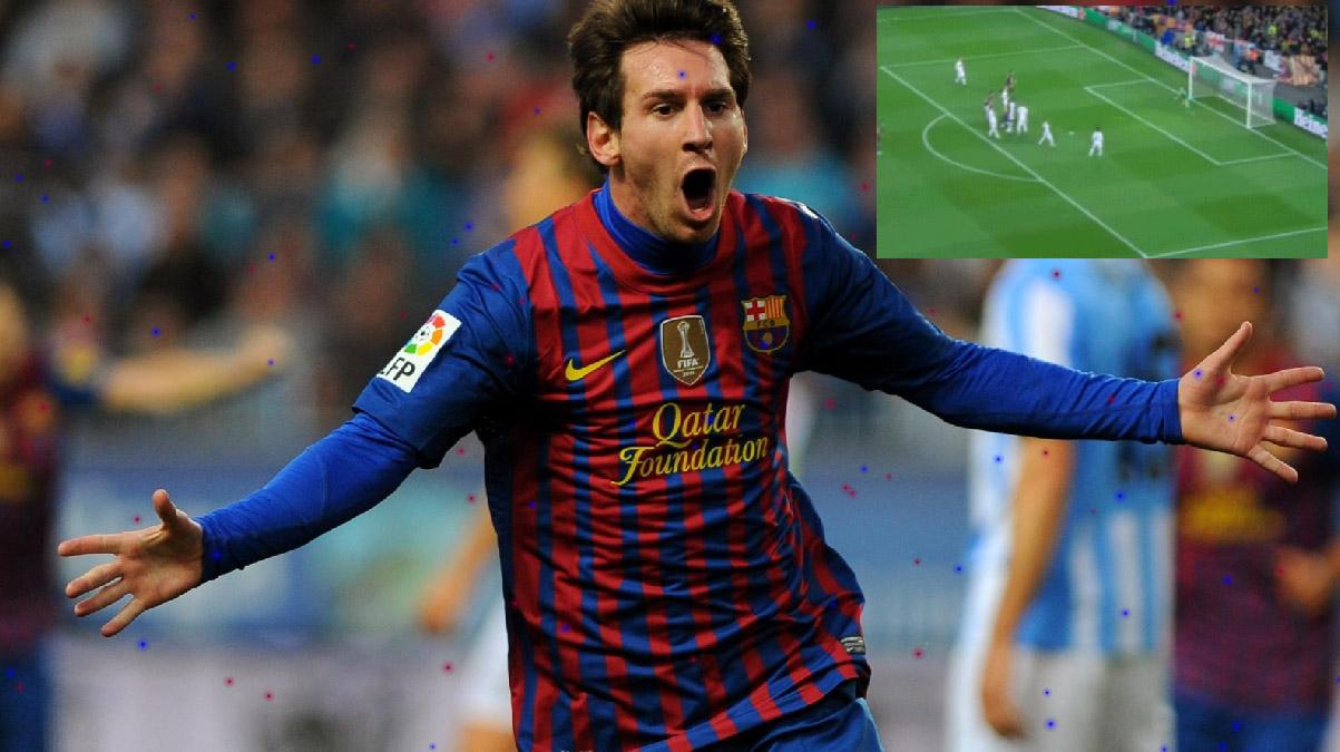 Messi Screensaver