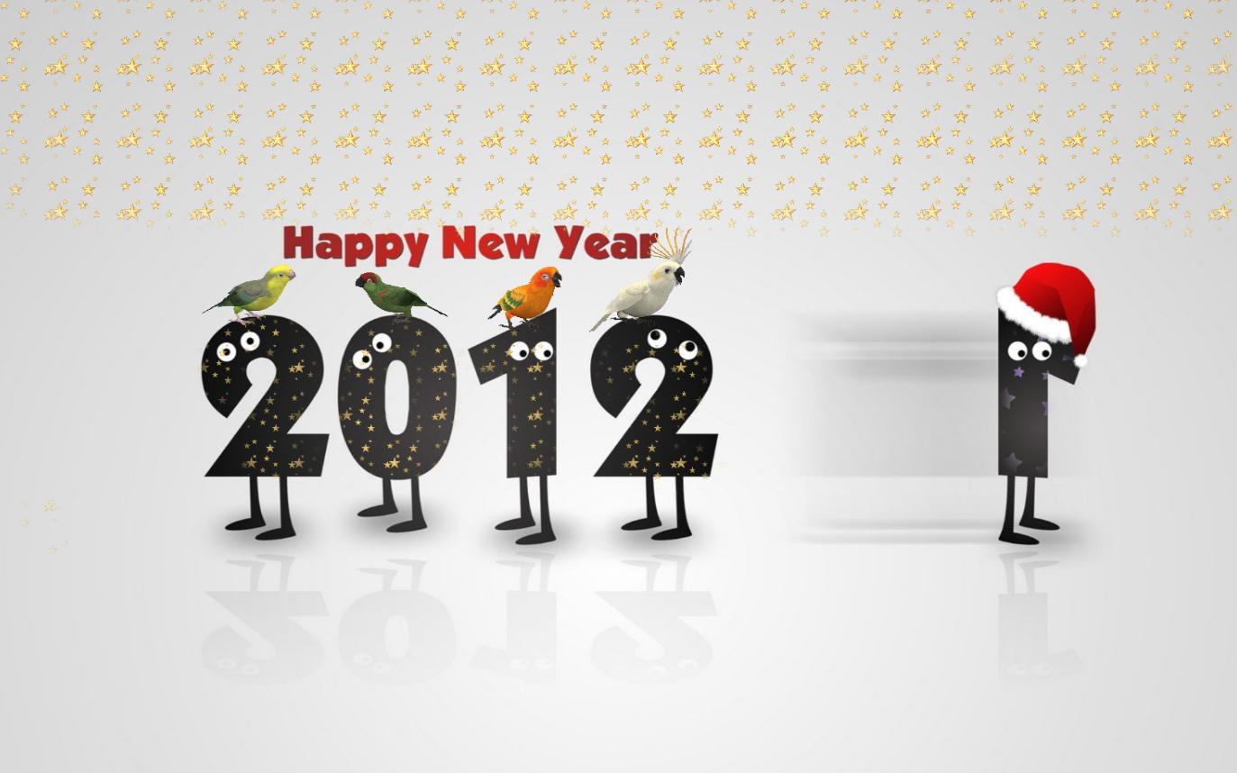 New Years Eve Screensaver