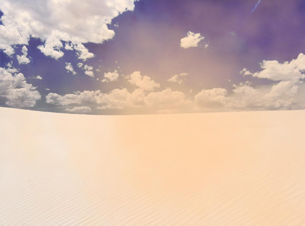 Sand Storm Screensaver