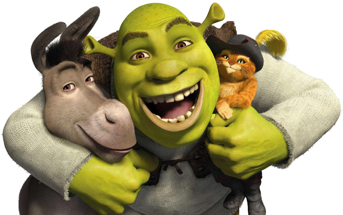 Shrek Screensaver