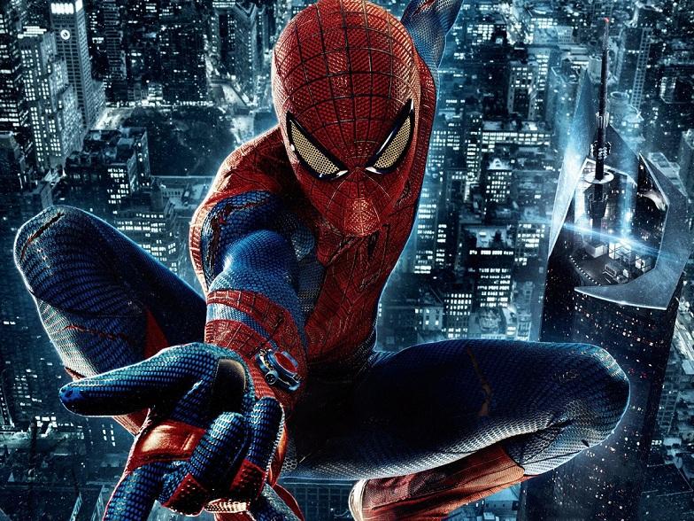 Spiderman Screensaver